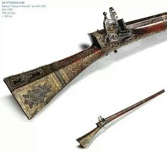 Ottoman Guns Ottoman Guns Islamic History Pinterest Ottomans Guns And