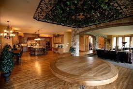 New Home Kitchen Designs by Custom Open Kitchen Design In A New Home Build Homes By