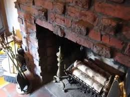 Damper On Fireplace by How To Open Fireplace Chimney Damper Or Flue Youtube
