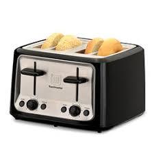 4 Slice Toasters On Sale Toastmaster Toasters Sears