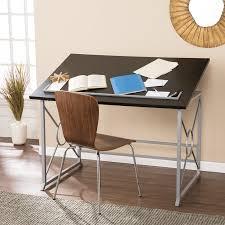 Drafting Table Top Material Latitude Run Henning Tilt Top Drafting Table Reviews Wayfair