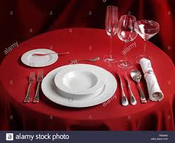 How To Set A Table For Dinner by Formal Table Setting Stock Photos U0026 Formal Table Setting Stock