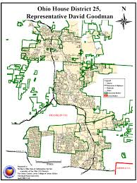 Map Testing Ohio by Northern Ohio Data And Information Service Cleveland State