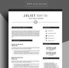 Professional Resume Word Template Professional Resume Template Word U0026 Page Compatible Best Cv