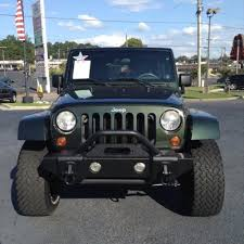 used 2010 jeep used jeep wrangler unlimited at city auto sales of hueytown