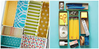 my indian version diy office supplies stackable drawer organizer