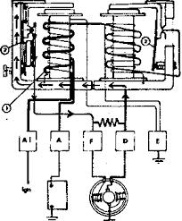 wiring diagram for lucas voltage regulator wiring diagram and
