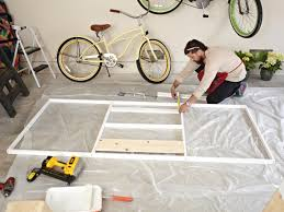 How To Build Sliding Barn Door by How To Build And Install A Sliding Door How Tos Diy