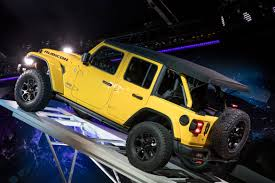 2018 jeep wrangler rubicon wrangler wroundup everything we know about the 2018 jeep wrangler
