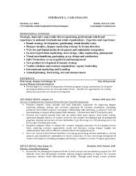 Sample Resume For Buyer Merchandise Manager Resume Sample Free Resume Example And