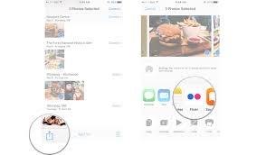 print share photos iphone ipad imore