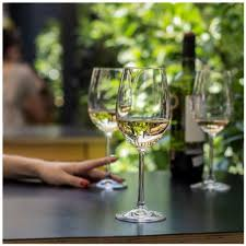 beautiful red wine glasses aent us