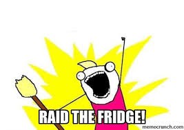 Fridge Meme - the fridge