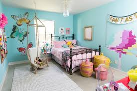 chairs for kids bedroom fabulous hanging chair with metal bed frame and teal wall color