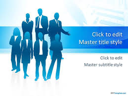 team powerpoint template jigsaw puzzles 3d men holding team puzzle