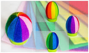 Easter Egg Decorations Easy by 10 Diy Easter Craft Ideas Using Styrofoam Eggs For Adults