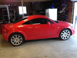 Audi Q5 60k Service - audi tt 2002 tt alms misano red silver leather 60k miles