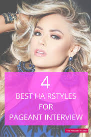 663 best pageant hairstyles images on pinterest pageant