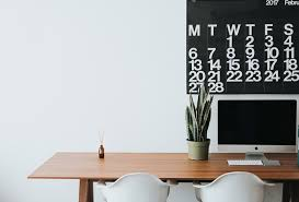 minimalist office desk clean minimalist office photo by roman bozhko romanbozhko on