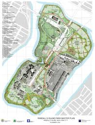 Nyc Parking Map Randalls Island Park Map Randall039s Island New York City U2022 Mappery