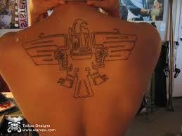 warvox tattoo gallery aztec mayan inca prehispanic