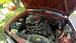 1991 nissan d21 hardbody auto youtube