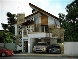 design of two storey residential house house design