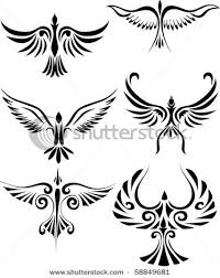 best 25 tribal bird tattoos ideas on pinterest chest tattoo v