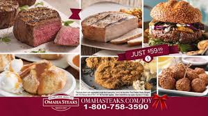 omaha steaks gift card rfd tv omaha steaks has the gift for a loved one