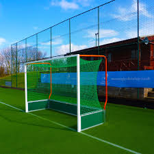 regulation freestanding field hockey goal net world sports