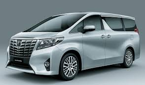 toyota india car toyota alphard premium mpv in consideration for india find