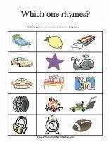 best 25 rhyming worksheet ideas on pinterest rhyming