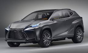 lexus nx turbo price malaysia lexus lf nx full gallery and video of the concept