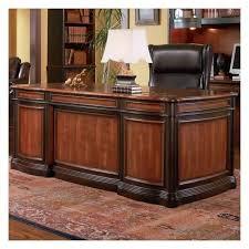 coaster oval shaped executive desk coaster pergola executive desk with felt lined drawers 800511
