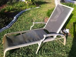 Repair Webbing On Patio Chair New Look Patio Chair Replacement Slings Design Ideas And Decor