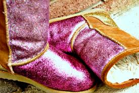 ugg glitter boots sale diy glitter uggs so these for me and the