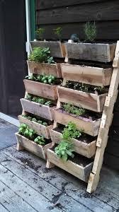 outdoor pallet vertical vegetable garden great vertical