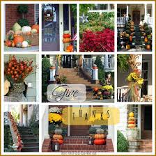 decoration ideas for thanksgiving