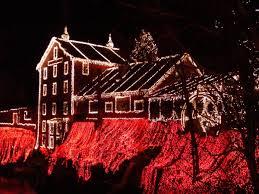 how to hang christmas lights on roof shingles