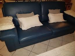 canapé cuir fabrication française achetez canapé cuir de chez occasion annonce vente à gaillan en
