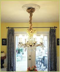 Chandelier Cover Fabric Chandelier Chain Covers Chandelier Designs