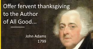 did thanksgiving cost his presidency he thought it did