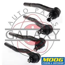 moog replacement new inner u0026amp outer tie rod ends for jeep grand