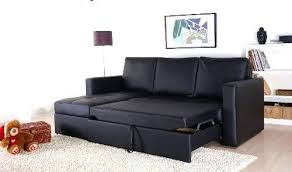 chaise sofa bed with storage sofa bed with storage geekoutlet co