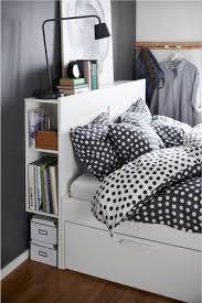 tete de lit chambre ado lit avec rangement petit espace chevet suspendu tête de lit et lit