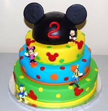 mickey mouse clubhouse birthday cake mickey mouse 2nd birthday cake best images collections hd for