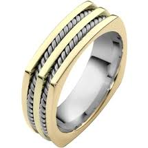 Square Wedding Rings by Wedding Bands Square Wedding Bands Page 1 Elite Jewels