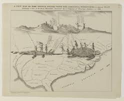 Pre Civil War Map Of United States by Political Cartoons On Display Historical Society Of Pennsylvania