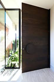 front doors wooden double front doors with glass door design