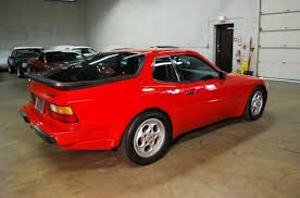 porsche 944 turbo price 1987 porsche 944 turbo german cars for sale
